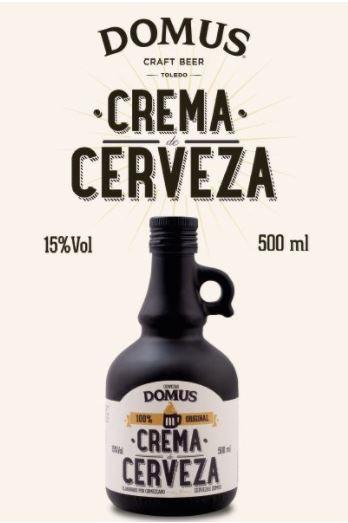 Crema de Cerveza